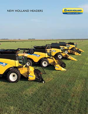 New Holland heads