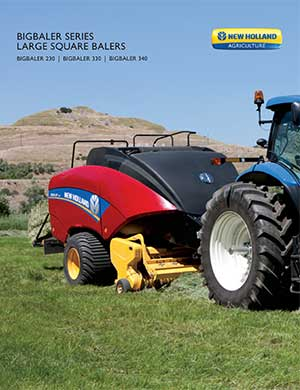 New Holland Big Baler balers
