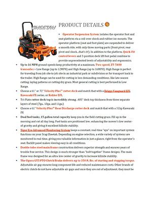 SCAG Power Equipment   St  Joseph Tractor   2 Missouri